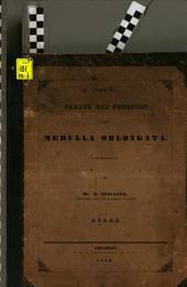 Untersuchungen über den Bau des Nervensystems: Ueber die Textur und Function der Medulla Oblongata : Atlas, Band 3