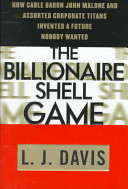 Download The Billionaire Shell Game Book