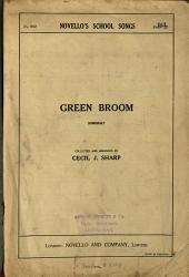 Green Broom: Somerset [folk Song]