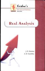 Kirshna's Real Analysis: (General)