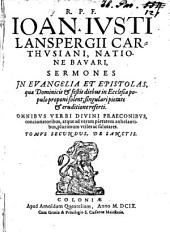 Sermones in evangelia et epistolas: Volume 2