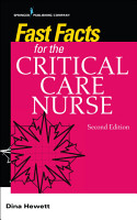 Fast Facts for the Critical Care Nurse  Second Edition PDF
