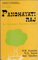 Panchayati Raj  an Annotated Resource Guide PDF