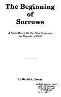 The Beginning of Sorrows PDF