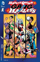 Harley Quinn and Her Gang of Harleys (2016-) #1