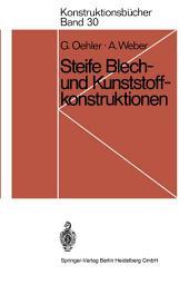 Steife Blech- und Kunststoffkonstruktionen