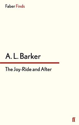 The Joy Ride and After PDF