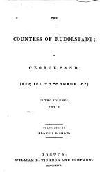 The Countess of Rudolstadt