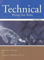 Technical Writing That Works PDF