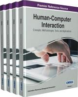 Human Computer Interaction  Concepts  Methodologies  Tools  and Applications PDF