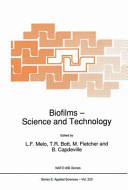 Biofilms   Science and Technology