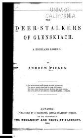 The deer-stalkers of Glenskiach