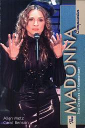 Madonna the Companion Two Decades of Commentary (metz/benson)
