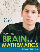 How the Brain Learns Mathematics PDF