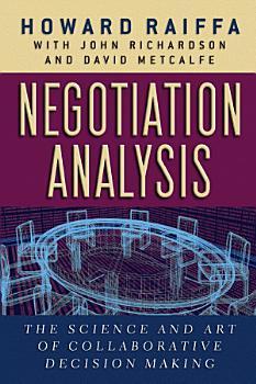 Negotiation Analysis PDF