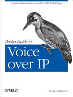 Packet Guide to Voice Over IP PDF