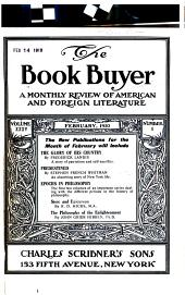 The Book Buyer: A Monthly Review of American and Foreign Literature, Volumes 35-36