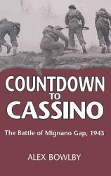 Countdown To Cassino Book PDF