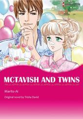 MCTAVISH AND TWINS: Harlequin Comics