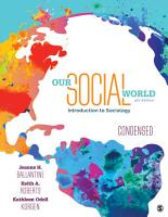 Our Social World  Condensed PDF