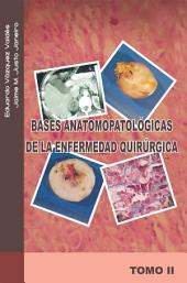 BASES ANATOMOPATOLÓGICAS DE LA ENFERMEDAD QUIRÚRGICA: Volumen 2