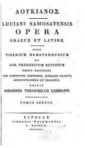 Opera: Gr. et Lat, Τόμος 6