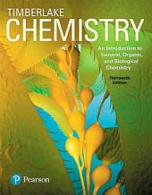 Chemistry: An Introduction to General, Organic, and Biological Chemistry, Edition 13