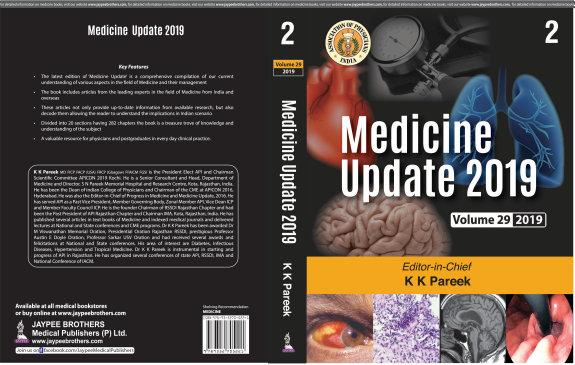 Medicine Update 2019   Progress in Medicine 2019 PDF