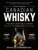 Canadian Whisky  Second Edition PDF