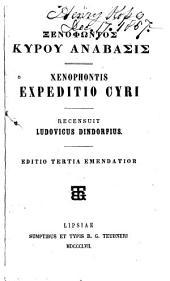 Xenophontis Expeditio Cyri