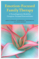 Emotion Focused Family Therapy