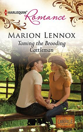 Taming the Brooding Cattleman PDF