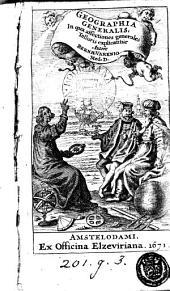 Geographia generalis