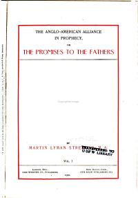 The Anglo American Alliance in Prophecy