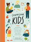 Connoisseur Kids Book