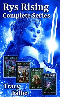Rys Rising Complete Fantasy Series Box Set