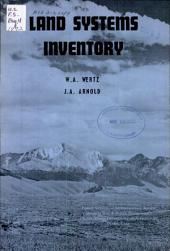 Land systems inventory