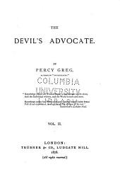 The Devil's Advocate: Volume 2
