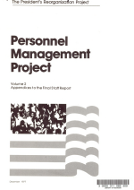 Appendices to the final staff report