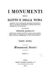 I monumenti dell'Egitto e della Nubia: Volume 1,Parte 1