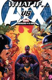 What If? Avx: Volume 1