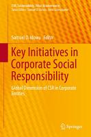 Key Initiatives in Corporate Social Responsibility PDF