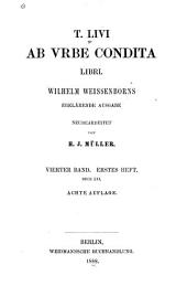 T. Livi Ab vrbe condita libri: Volume 4