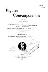 Figures contemporaines tirées de l'Album Mariani