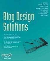 Blog Design Solutions