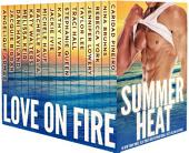 Summer Heat – Love on Fire: 16 Contemporary Romances