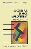 Successful School Improvement PDF
