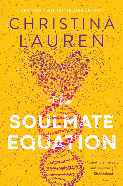 Download The Soulmate Equation Book