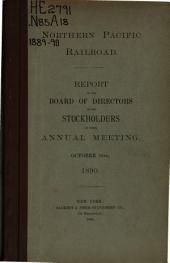 Report of the Board of Directors to the Stockholders at Their Annual Meeting