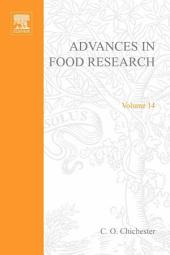 Advances in Food Research: Volume 14